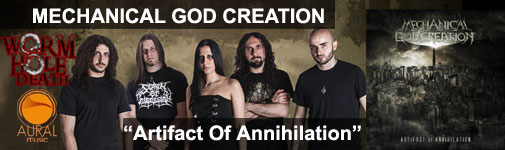 MECHANICAL GOD CREATION
