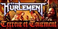 HuRLEMENT | TERREUR ET TOURMENT CD OUT NOW ON EMANES METAL RECORDS