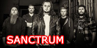 SANCTRUM (SWE) sign with WORMHOLEDEATH