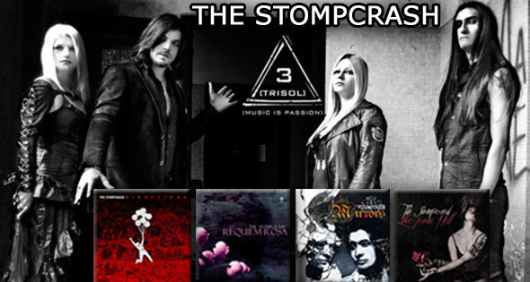 THE STOMPCRASH | DISCOGRAPHY OUT NOW @ TRISOL MUSIC
