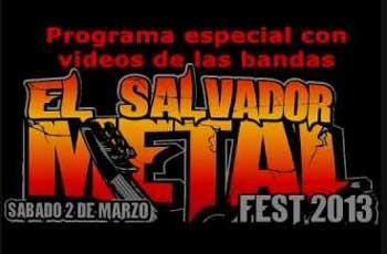 EL SALVADOR METAL FEST